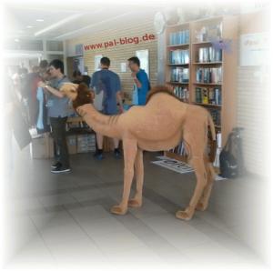 Perl Camel auf der YAPC::EU 2012