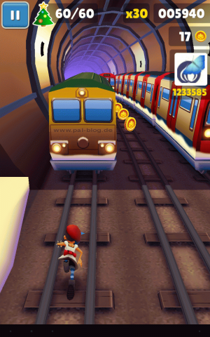 Subway Surfers für Android