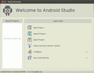 Android-Studio unter Ubuntu installieren
