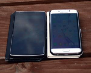 Samsung Galaxy vs. One Plus