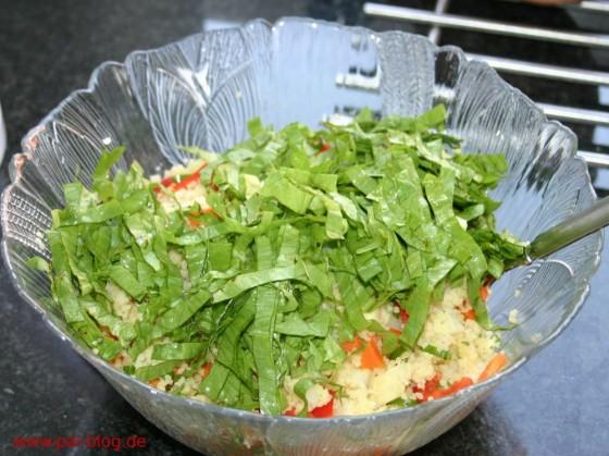 Coucous-Spargel-Salat